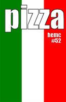 hemc52 Pizza prosciutto, funghi e fragole