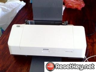 Reset Epson C59 printer Waste Ink Pads Counter