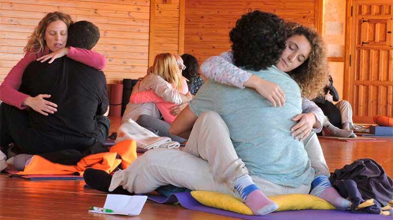 Retiro Tantra con Laura Carcel