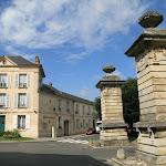 Piliers (ancienne porte de Paris)