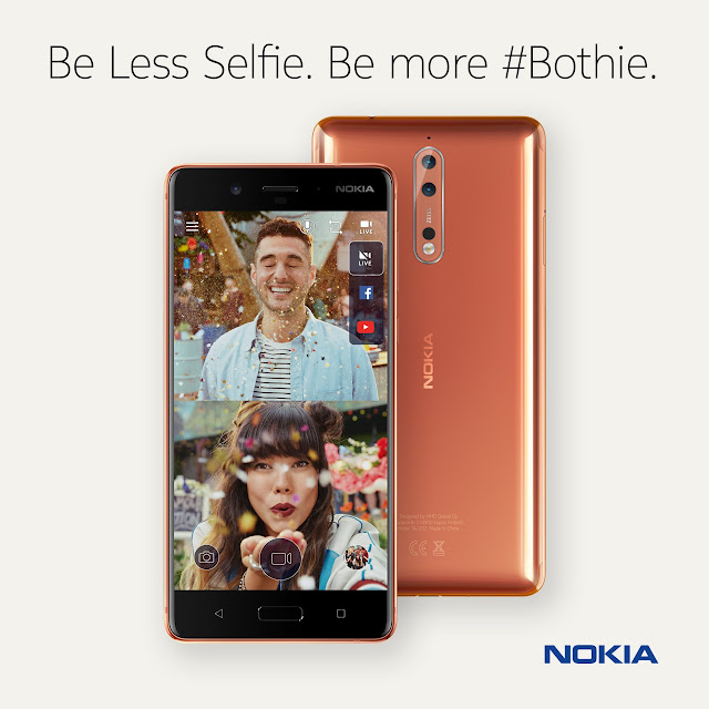 Nokia Releases Its Flagship Smartphone - Nokia 8 : See Full Specifications And Price 1