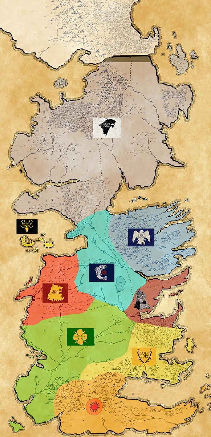 Game of Thrones : les six premières saisons résumées en 7