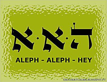 ALEPH ALEPH HEY