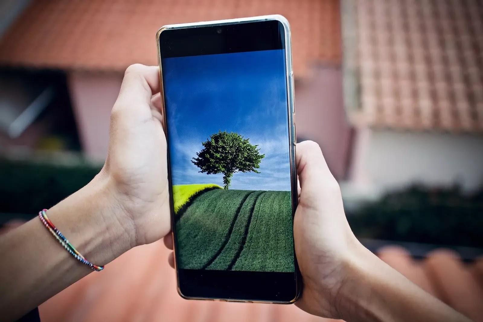 Papel de parede para smartphone