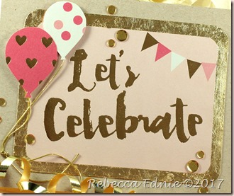 gold foil balloon celebrate2