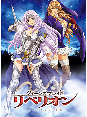 Queen's Blade: Rebellion 12/12 + Ovas + Especiales (HD + Ligero) [Sin Censura][Sub Español][MEGA]