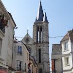 Rue de l'Eglise : clocher ajouré