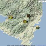 Localisation des photos en Corse du Sud
