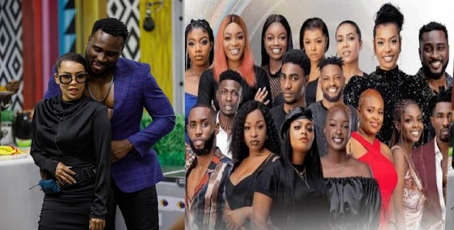 #BBNaija: See how the wildcards nominated other housemates for eviction