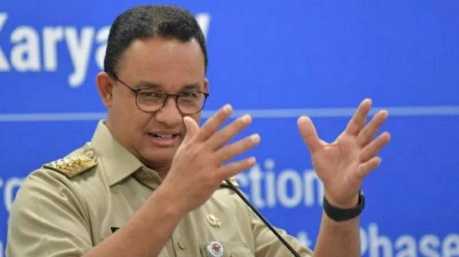 Cuit Mau Ludahi Anies Baswedan, Komisaris BUMN Akhirnya Minta Maaf