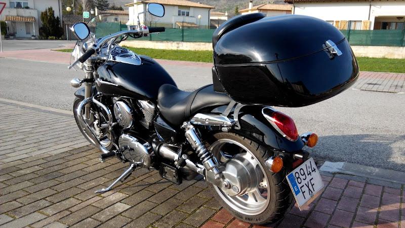 SE VENDE VN 1600 Mean Streak IMG-20151028-WA0019