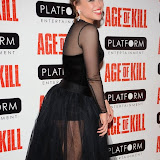 OIC - ENTSIMAGES.COM - Tieva Lovelle attend the Age of Kill - VIP film Screening inLondon on the 1st April 2015.Photo Mobis Photos/OIC 0203 174 1069