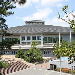 兵庫県立武道館のメイン画像です