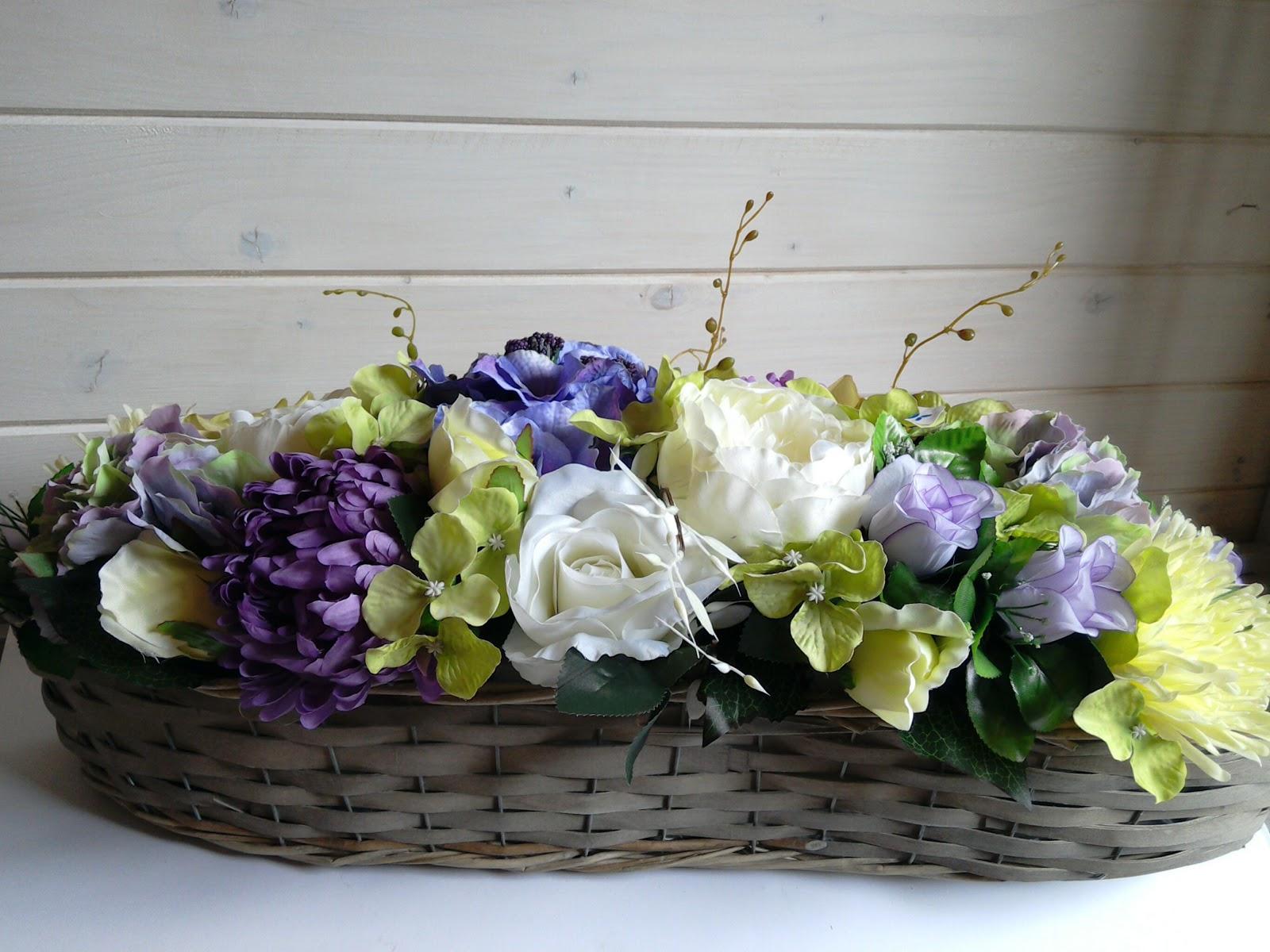 Kukla Decor Dekoracje Kwiatowe Stroiki Na Cmentarz