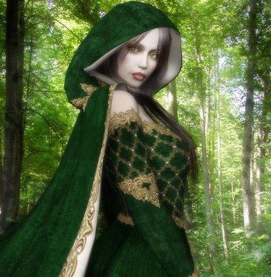 Green Princess, Mystery