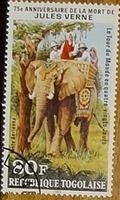 timbre Togo 001