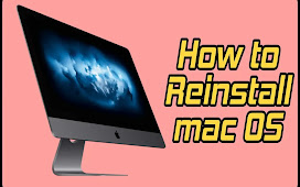 How to reinstall mac OS