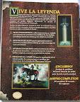 The Legend Of Zelda - Ocarina of Time - Guía oficial contraportada