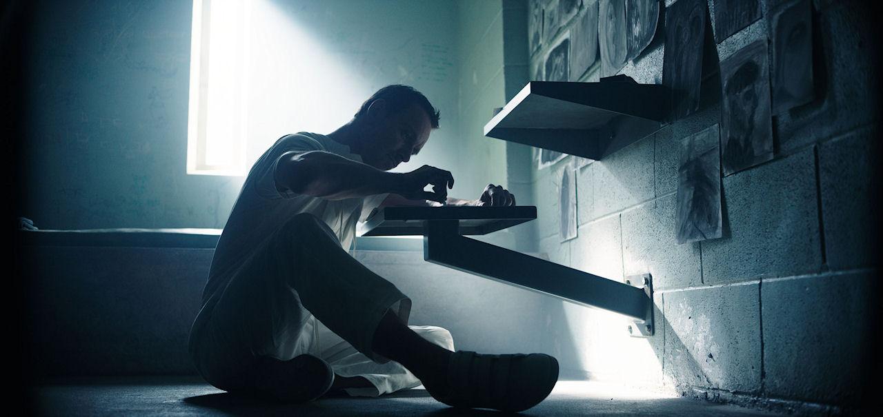 Callum Lynch (Michael Fassbender) in ASSASSIN'S CREED. (Photo credit: Kerry Brown © 2016 Twentieth Century Fox Film Corporation).