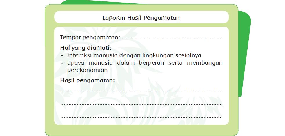 Kunci Jawaban Halaman 95, 97, 98, 99, 102, 103, 104 Tema 6 Kelas 5
