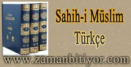Sahihi Müslim Türkçe Hadis Kitabı İndir