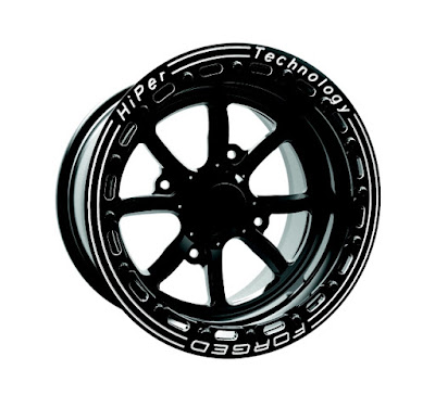 HiPer FA:15 forged alloy wheel