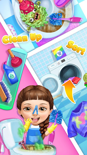 Sweet Baby Girl Cleanup 5 - Messy House Makeover  screenshots 5