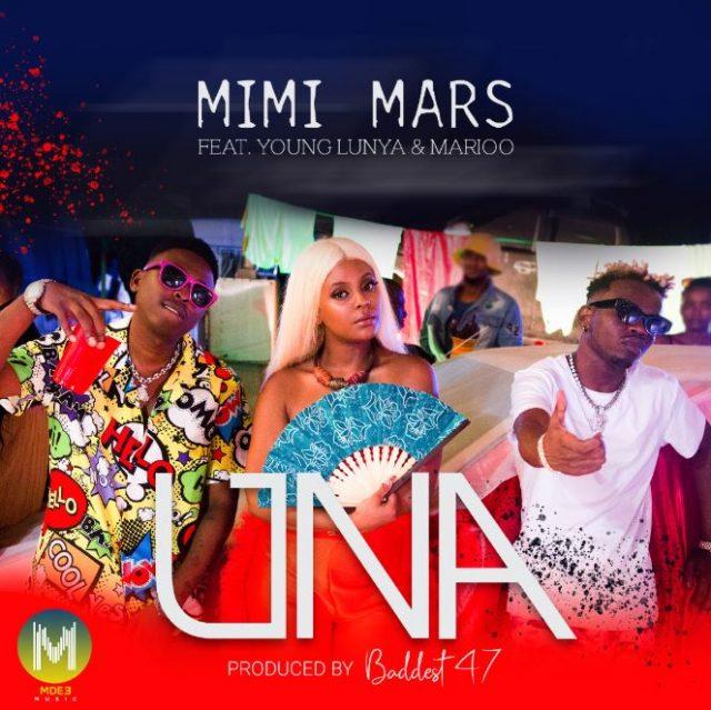 Audio | Mimi Mars Ft. Young Lunya & Marioo - Una | Download