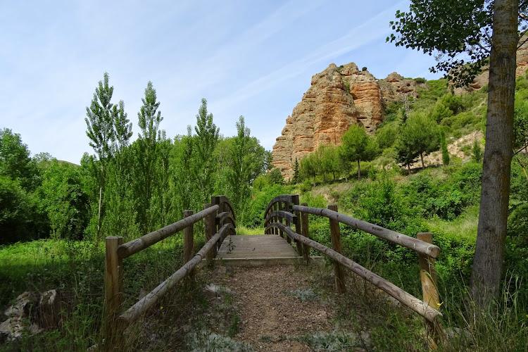 L'Espagne à pied - Le Sentier Ornithologique de Los Fayos