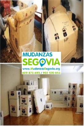 Transportes Cuevas de Provanco Segovia
