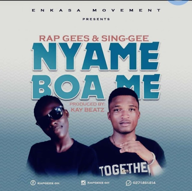 RapGees is set to Release A New Song Titled Name Boa Me With Sing-Gee Y3n Pap Hitzmaker