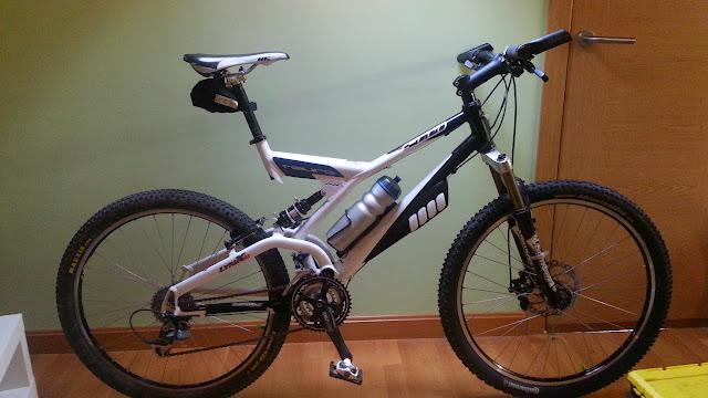 Bici doble suspensión Sunn Neuro con Nine Continent 8x8 20140623_173125