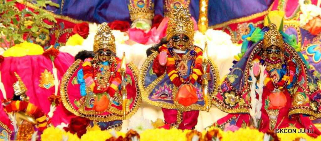 ISKCON Juhu Sringar Deity Darshan 29 Jan 2016 (46)