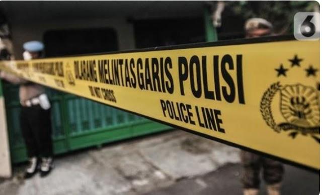 Polisi Kejar Pelaku Penembakan Terhadap Anggota TNI AU dan Istrinya di Lampung