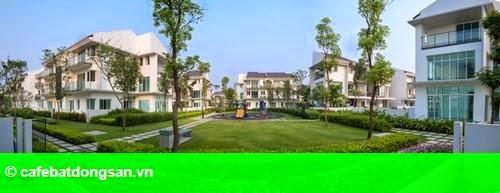 Hình 1: Phong cách sống thượng lưu ở ParkCity Hanoi