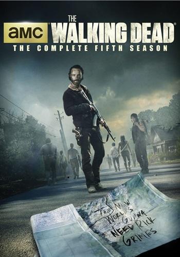 The Walking Dead: Season 5 [BD25] [Latino]