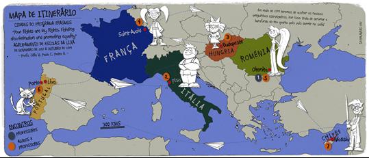 Mapa - nova versão