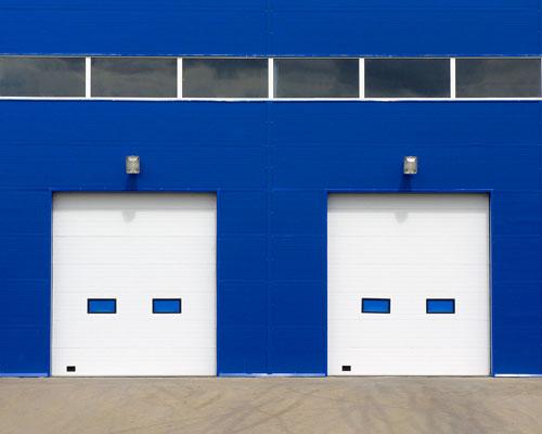 секционные ворота от компании терминал в н новгороде