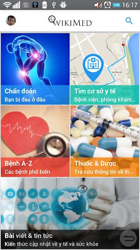 WikiMed-y tế bác sĩ bệnh viện