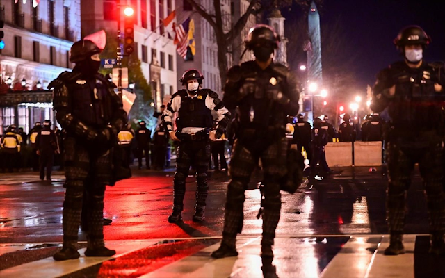 ΗΠΑ: 22χρονος συνελήφθη σε σούπερ μάρκετ έχοντας μαζί του έξι πυροβόλα όπλα