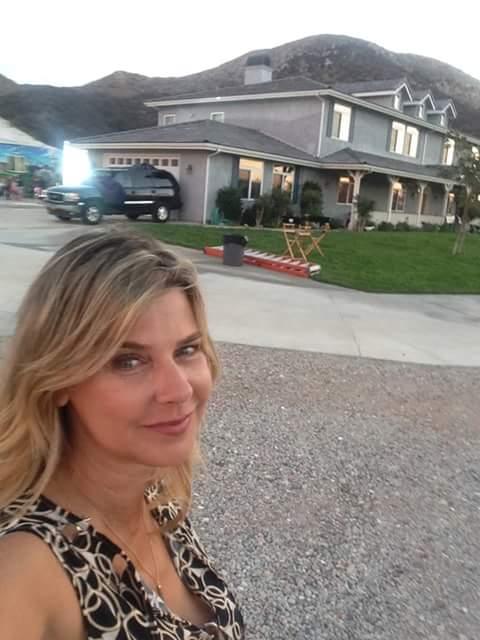 selfie by Amy Lindsay