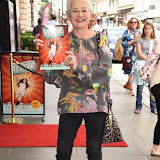 OIC - ENTSIMAGES.COM - Dame Jacqueline Wilson at the  Hetty Feather - press performance in London 7th August 2015 Photo Mobis Photos/OIC 0203 174 1069