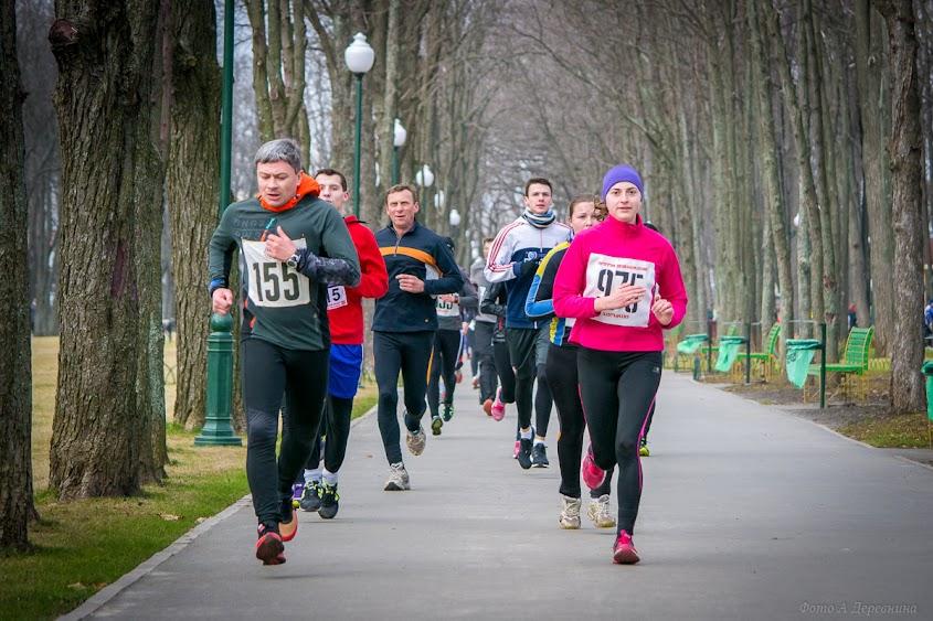 Пробег, посвященный Международному женскому Дню 8 Марта
