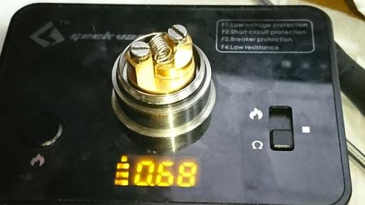DSC 2970 thumb%255B3%255D - 【RTA】E-Phoenix「The Hurricane V2」ハリケーンV2 スイス製RTAレビュー!高コストだが最強のパフォーマンスを発揮するフレーバーチェイスRTAのゴール【電子タバコ/爆煙/オーセンティック】
