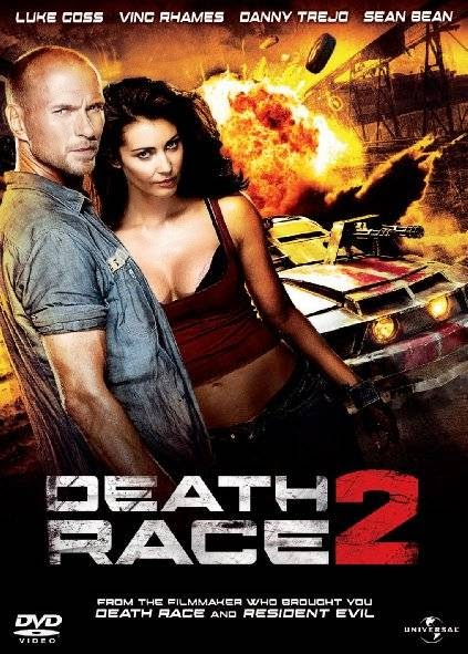 Poster Of Death Race 2 (2010) Full Movie Hindi Dubbed Free Download Watch Online At Alldownloads4u.Com