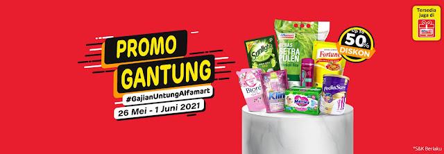 Promo Alfamart Gajian Untung 26 Mei – 1 Juni 2021