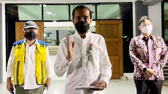 Presiden Minta 8 Juli RS Darurat Asrama Haji Pondok Gede Beroperasi