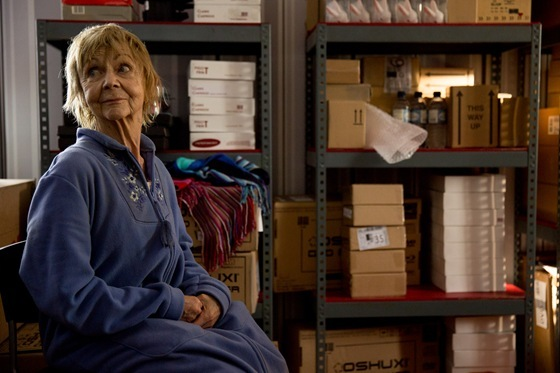 Sheila Reid as Enid in Containment 2015