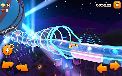 Uphill Rush Screenshot
