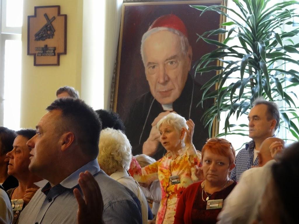 2014 Rekolekcje - Podwyższenie Krzyża Świętego w Częstochowie - DSC07437.JPG